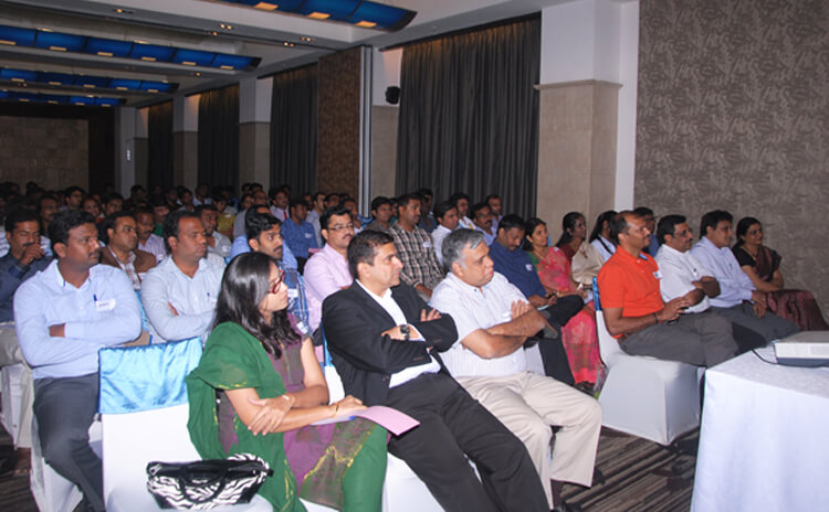 Global Tech Recruiters Meet 2013 - Hyderabad