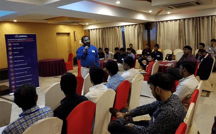 Recruiters Meet - Hyderabad - Photos