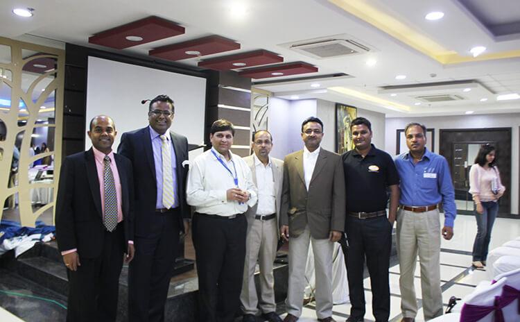 Recruiters Meet 2014 - Noida