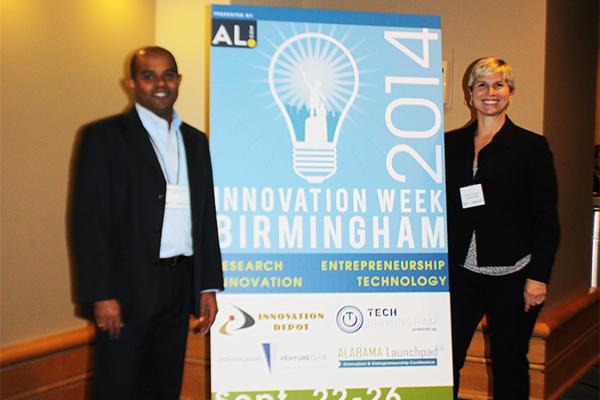 Prabakaran Murugaiah - Founder & CEO, TechFetch.com & Jennifer Skjellum - President, TechBirmingham