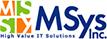 msysinc.com