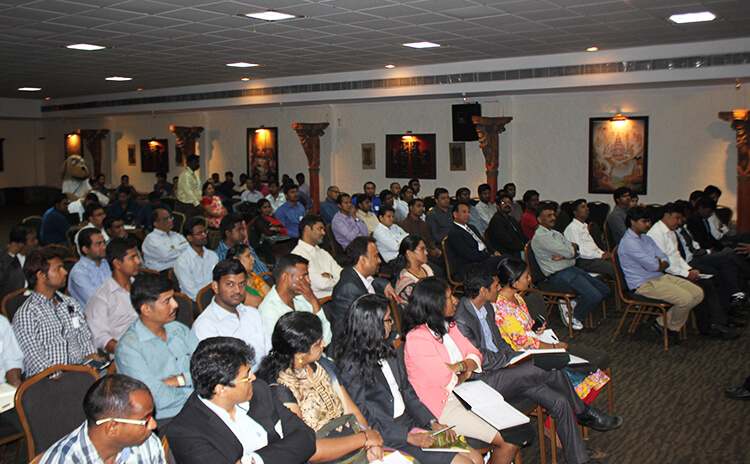 Recruiters Meet 2014 - Hyderabad