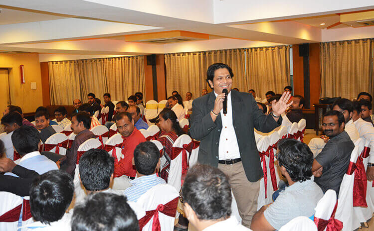 Global Tech Recruiters Meet 2015 - Hyderabad