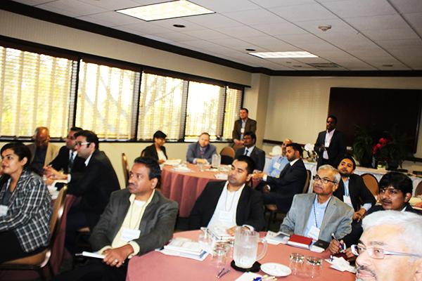 Tech Executives Luncheon Participants