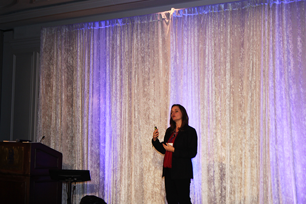 Jeannine Parise - President & CEO, VMS Accelerators, Inc.,
