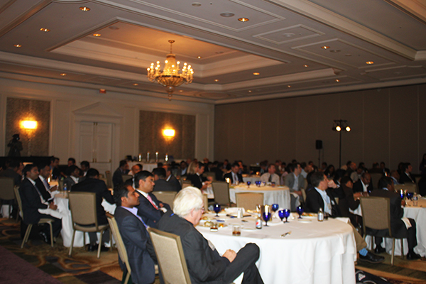Tech Executives Conference Participants