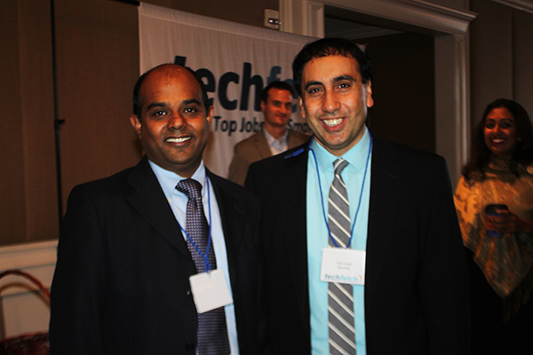 Prabakaran Murugaiah - TechFetch.com and Ravi Singh - BlueAlly, Inc.,