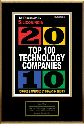 Silicon India Top 100 Technology Companies